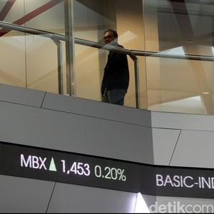 Bursa Asia Merah, IHSG Ikut Melemah