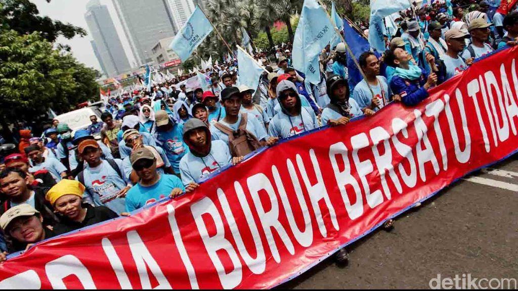 Polda Metro: Ada 3 Titik Unjuk Rasa Saat May Day