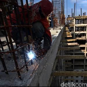 RI Butuh Rp 6.650 T Bangun Infrastruktur dalam 5 Tahun