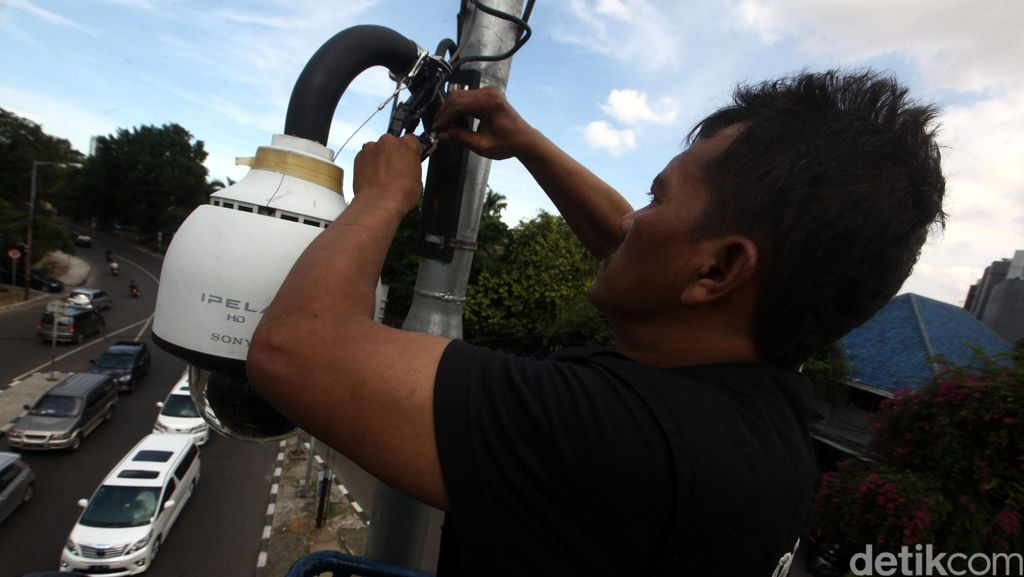 Banyak Rumah Ditinggal Mudik, Bisnis CCTV Laris Jelang Lebaran