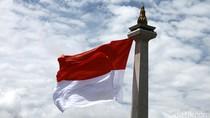 MUI Tepis Isu Fatwa Haram Pemasangan Bendera RI di Masjid