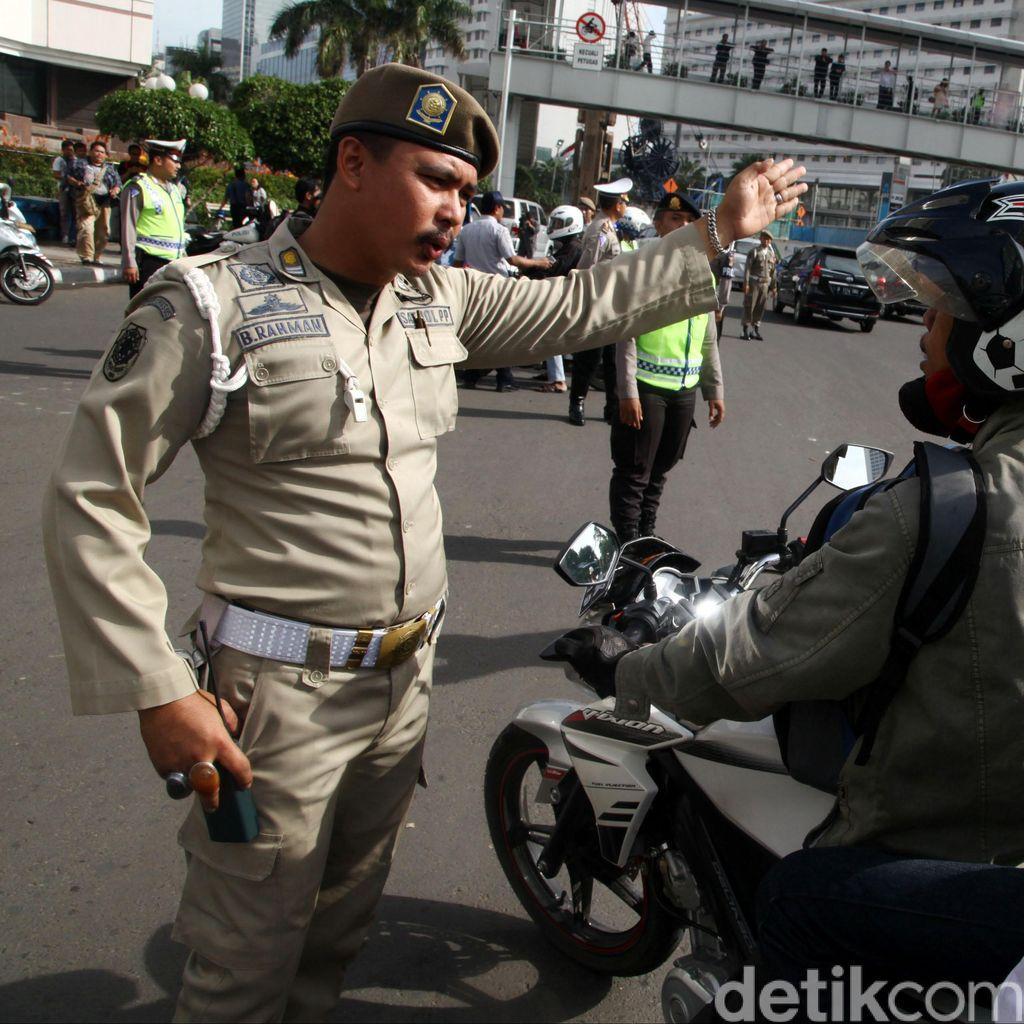 Dishub DKI Tegaskan Rasuna Said Tak Masuk Zona Pembatasan Motor