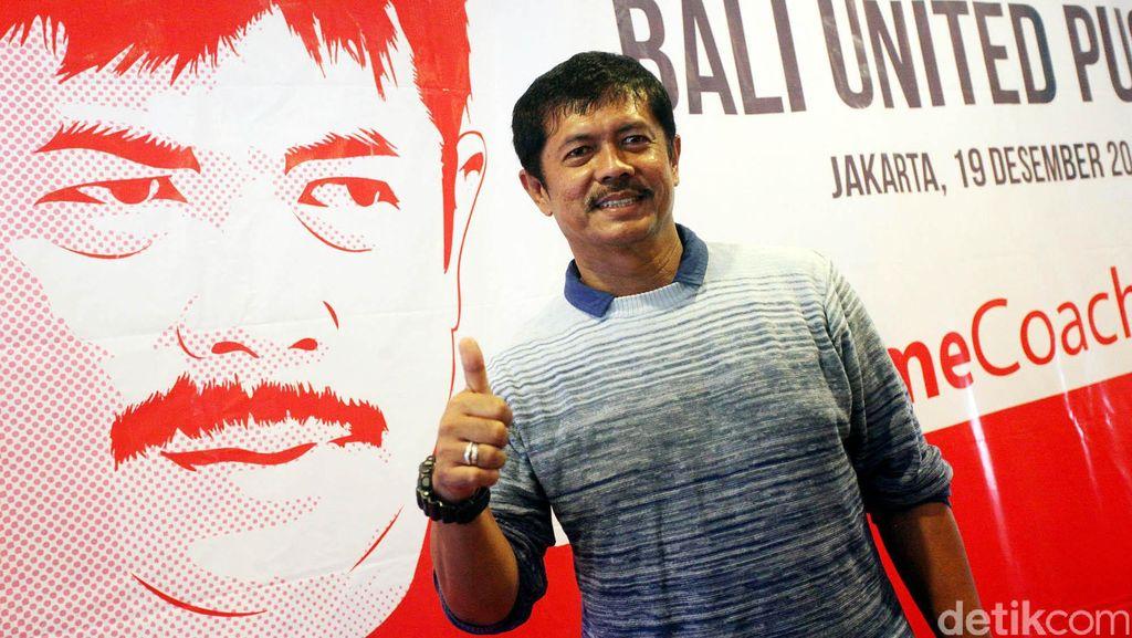 Bali United Masih Berburu Striker