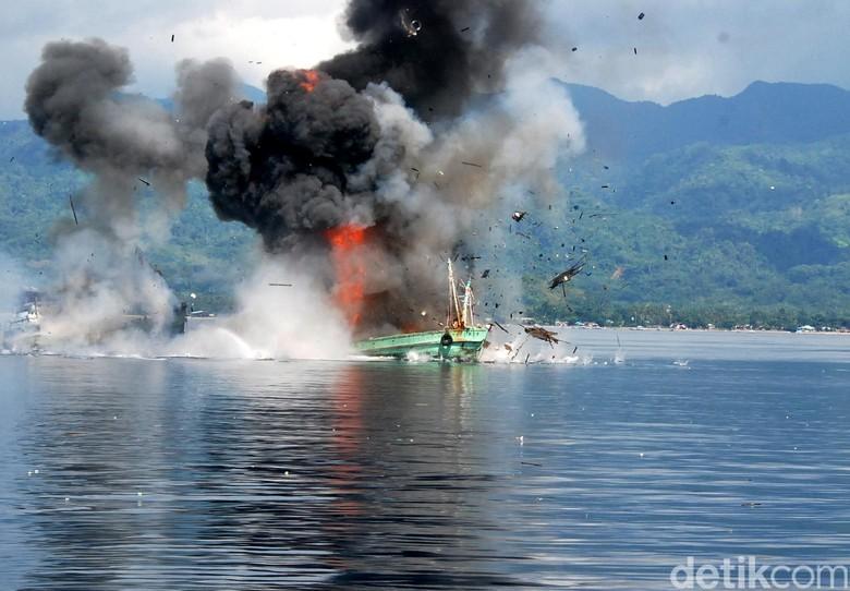 TNI AL Pimpin Rapat Koordinasi Pemberantasan Illegal Fishing