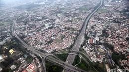 Ekonomi Jakarta Digabung Bekasi, Bogor, dan Tangerang Capai Rp 2.490 T