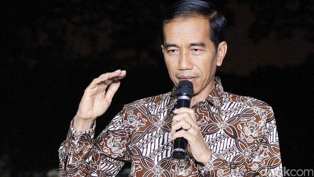 Jokowi: NKRI Dibentuk Bukan untuk Bertikai