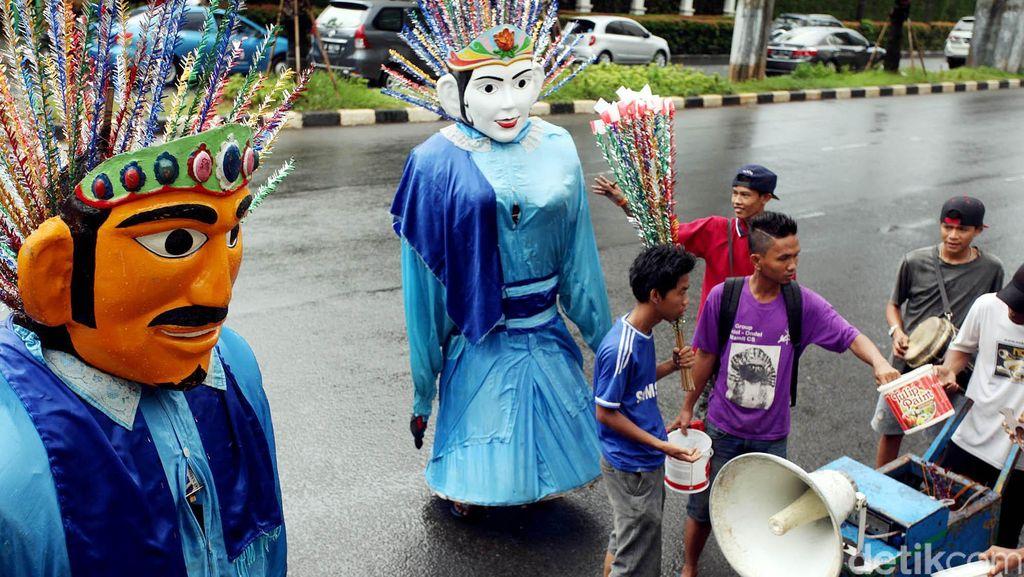 Fotostop: Potret Musisi Jalanan