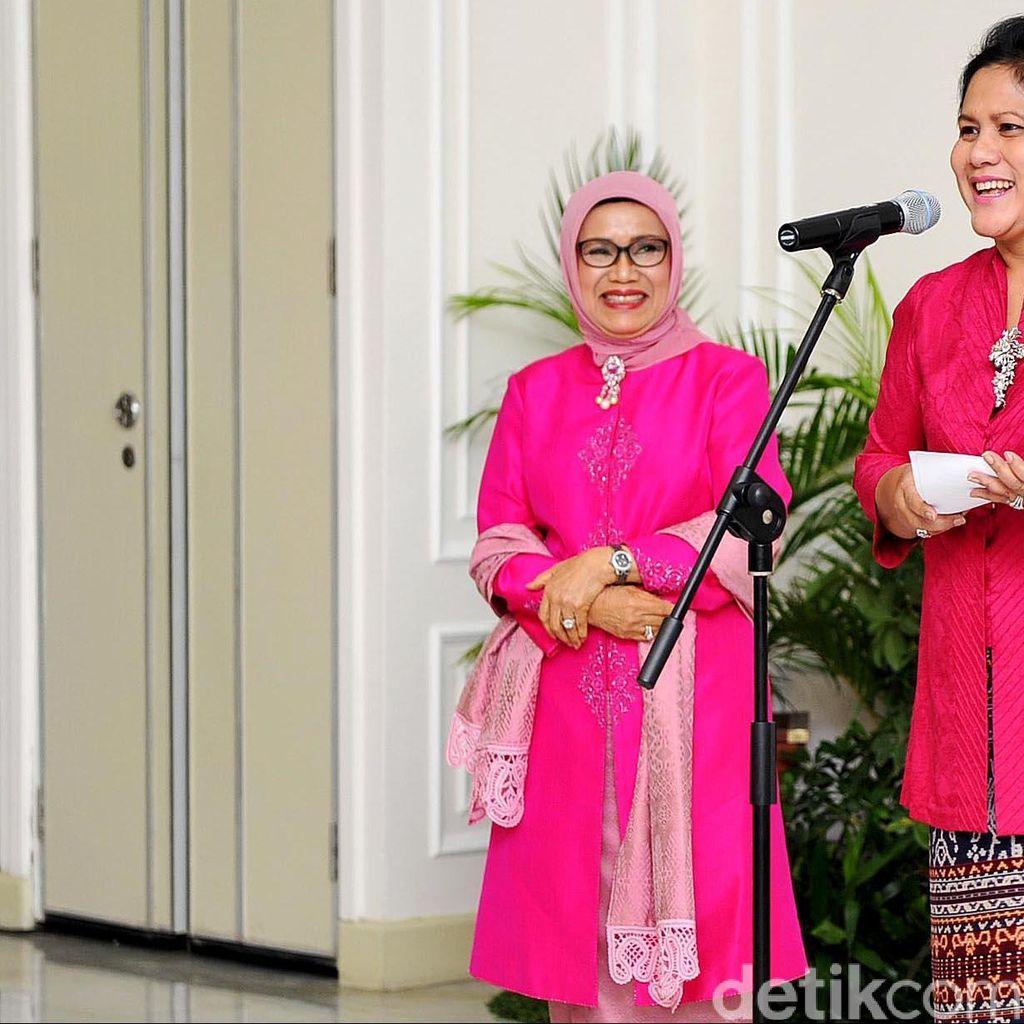 Istri Presiden dan Wapres Kunker ke Riau