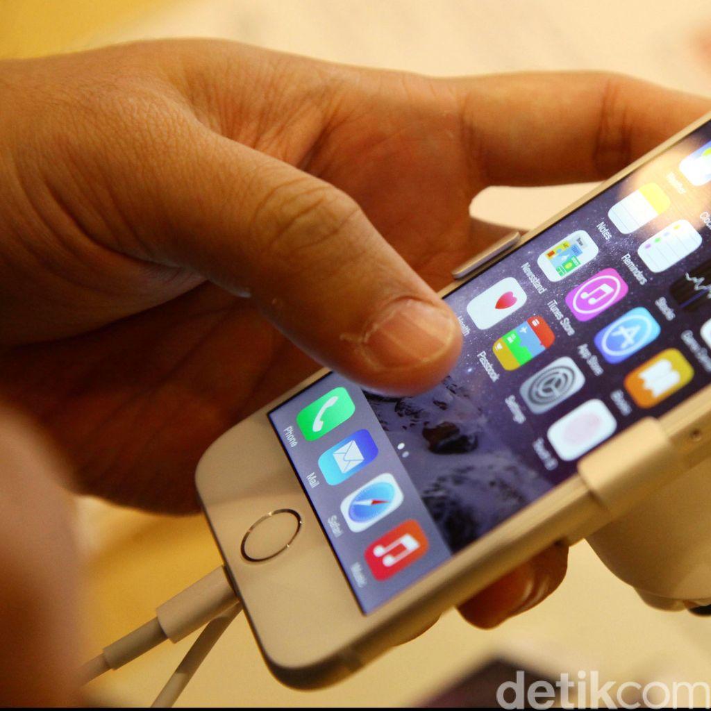 iPhone Harganya Mahal? Wajar Saja