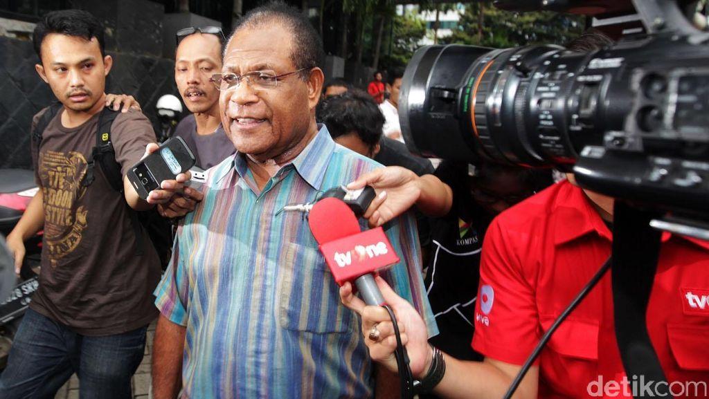 PK Ditolak, Eks Gubernur Papua Dibui 8 Tahun karena Korupsi Rp 43 M