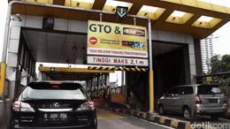 Jasa Marga: Gerbang Tol Kami 100% Layani e-Toll