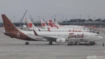 Pesawat Tujuan Lampung Balik ke Halim, Ini Penjelasan Batik Air