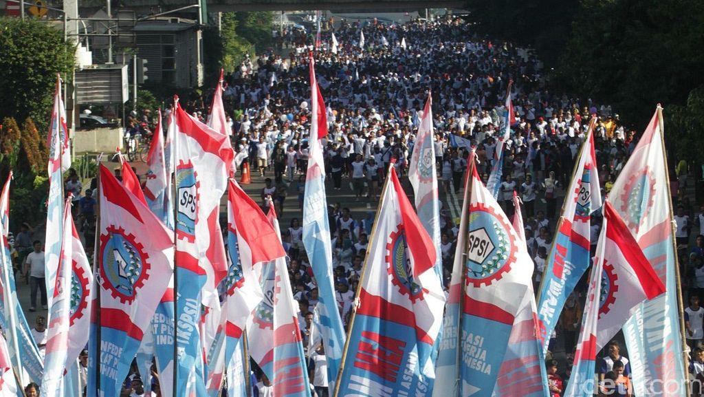Peringati May Day, 150 Ribu Buruh akan Gelar Aksi di Istana Negara
