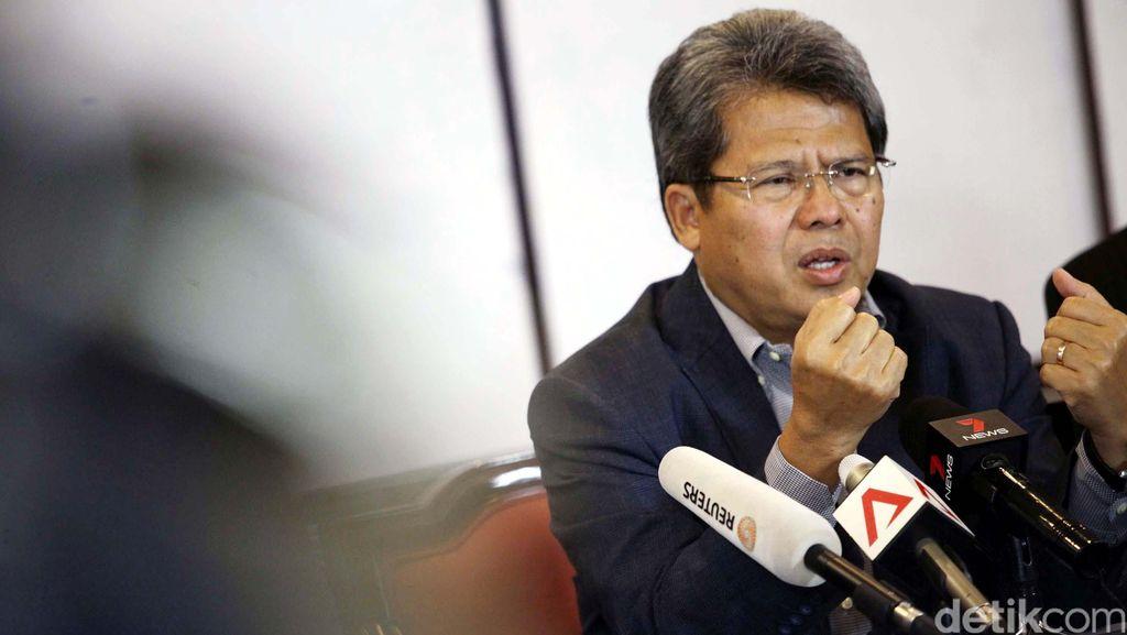 Todung: Hoax atau Fake News di Indonesia Semakin Uncontrol