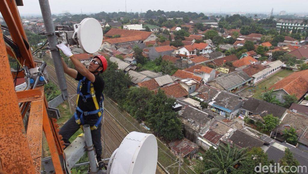 Ini Bocoran Gaji Karyawan Perusahaan Telko Indonesia
