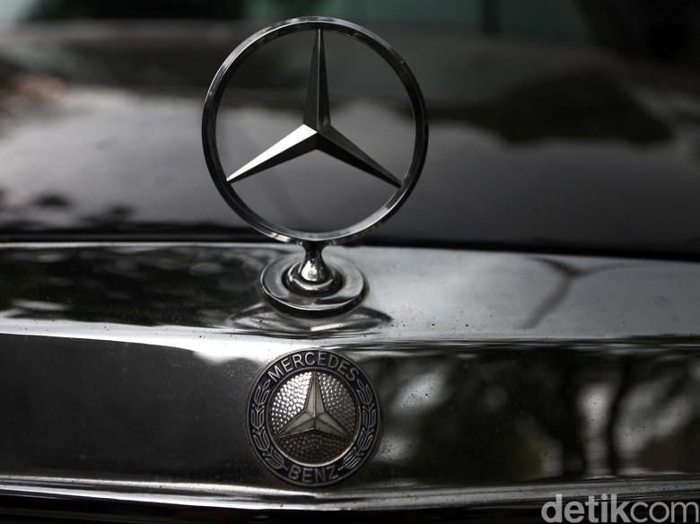 Daimler Bangun Pabrik Baterai Untuk Mobil Listrik Mercy