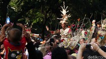 Beda Perayaan HUT DKI dari Era Jokowi, Ahok, dan Djarot