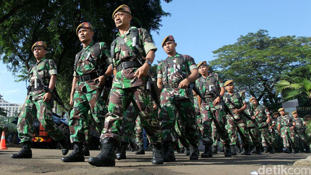 Ayo Meriahkan Lomba Lari 10K dalam Rangka HUT TNI ke-70 di Silang Monas