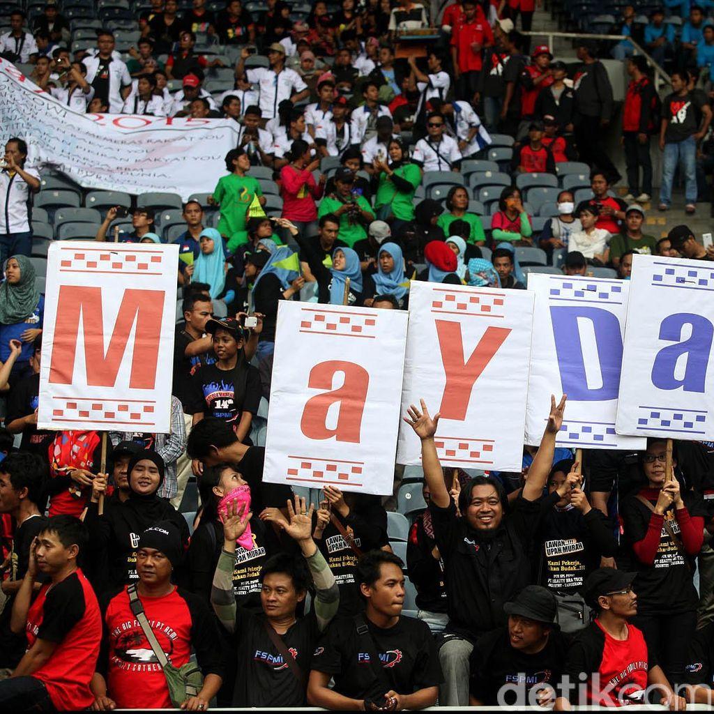 Kerahkan 488 Personel, Polisi Siapkan Pengalihan Lalin May Day