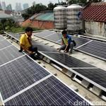 Mau Pasang Panel Surya di Atap Rumah, Belinya di Mana?
