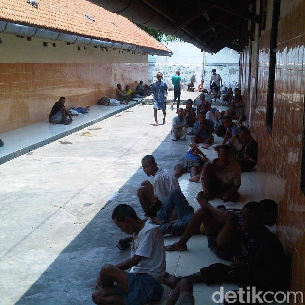 Ramadan dan Lebaran, 38 Pengemis di Surabaya Diciduk Tim Kaypang