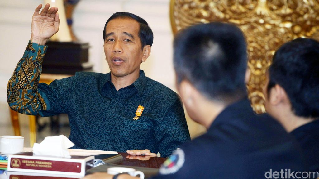 RI Raih Investment Grade, Jokowi: Tata Keuangan Kita Semakin Baik