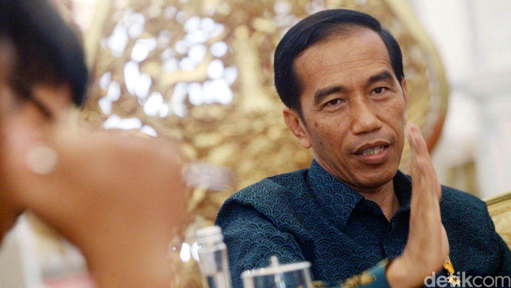 Jokowi: Hati-hati Terhadap Anggaran Desa, Nilainya Loncat Besar