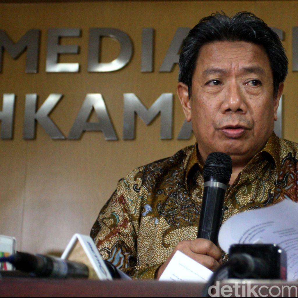 MA: Tak Ada Intervensi ke Hakim yang Tangani Kasus Ahok