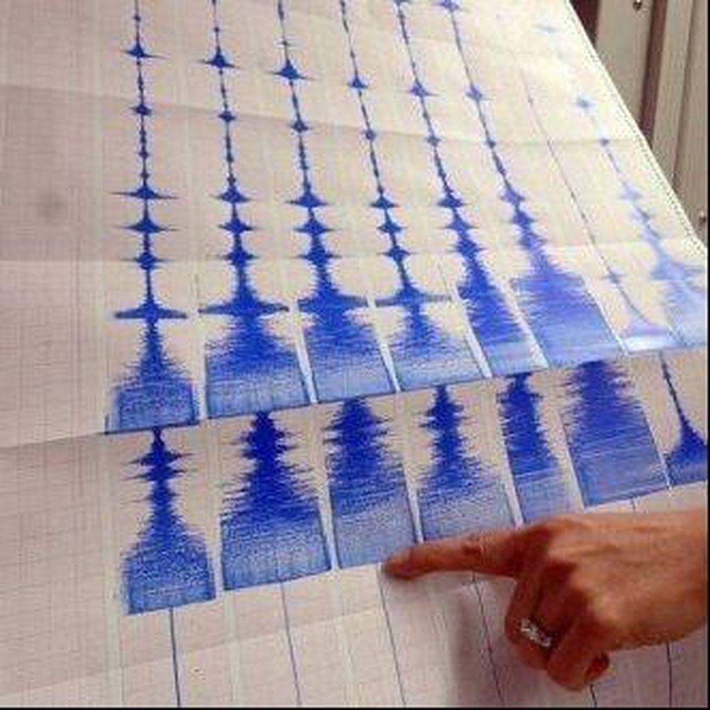 Gempa 7,3 SR yang Guncang Kepulauan Sangihe Berpotensi Tsunami