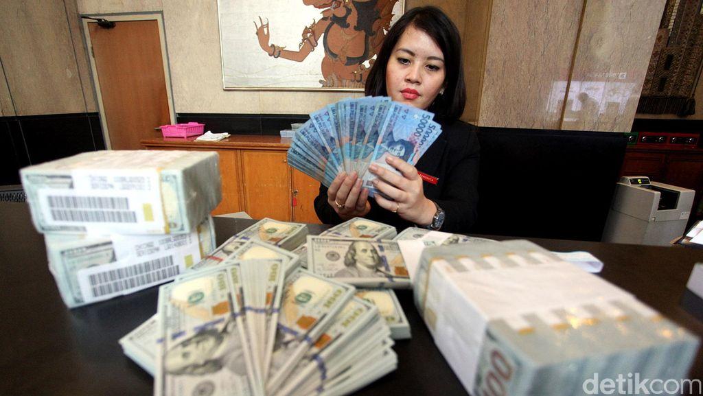 Dolar AS Melemah ke Rp 13.230 Pagi Ini