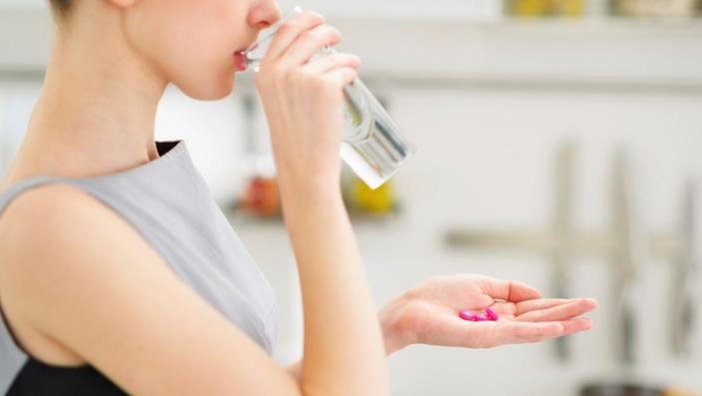 Jauhkan Pilek dan Flu di Musim Hujan dengan Minum Vitamin D