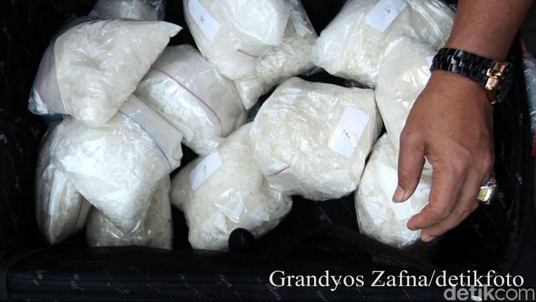 Polisi Tangkap Pedagang Kopi yang Jual Sabu di Cakung