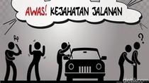 Hati-hati, Ranmor Kerap Beraksi Jelang Subuh di Jakarta Timur