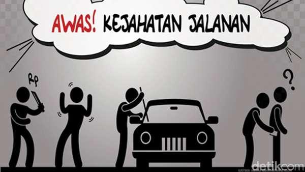 Jangan Berhenti dan Menyalakan Wiper Saat Kaca Mobil Dilempar Telur