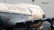 Ada Sriwijaya di Runway, Pesawat Garuda Go Around di Cengkareng