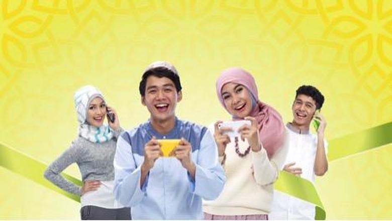 Komunikasi Lancar dan Lebih Untung Bersama KETUPAT Ramadhan