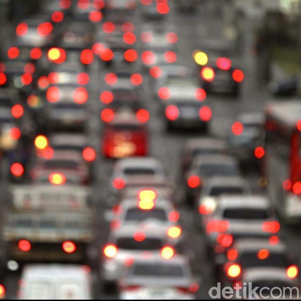 Pagi ini Sejumlah Kemacetan Terjadi di Tol JORR