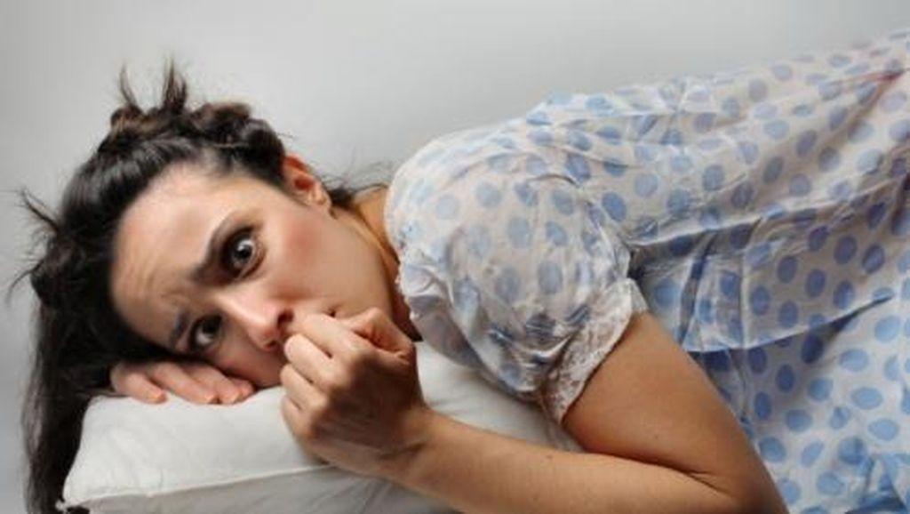 Depresi Mengintai Pria yang Insomnia dan Tidur Ngorok