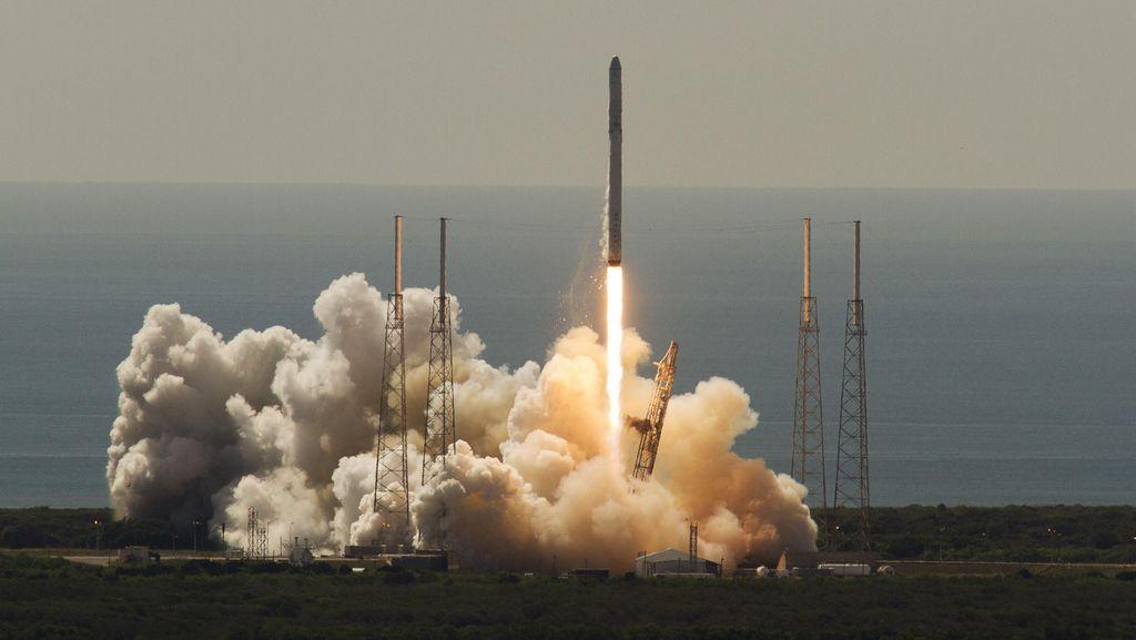 Ambisi SpaceX Jajah Mars di Bawah Komando Iron Man