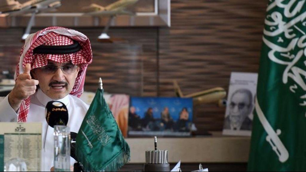 Mengenal Alwaleed, Pangeran Arab Tergaul dan Terkaya