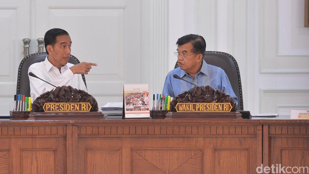 Jokowi: Dana 241 Desa Tak Cair Gara-gara Bupati dan Walikota