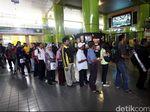 Cerita Pemudik Beli Tiket KA dari Calo di Stasiun Gambir