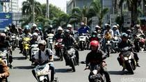 Alasan Pemudik Pilih Naik Motor Buat Mudik