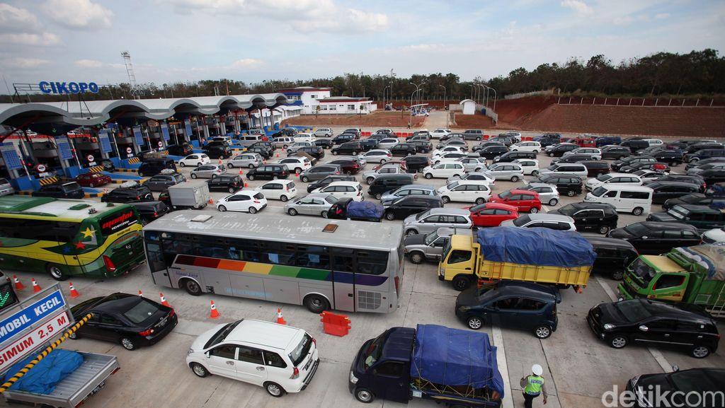 100 Ribu Polisi Jaga Jalur Mudik, Pantau 3 Titik Pengalihan Arus