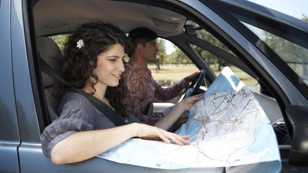 5 Cara Cegah Stres Saat Mudik Naik Mobil