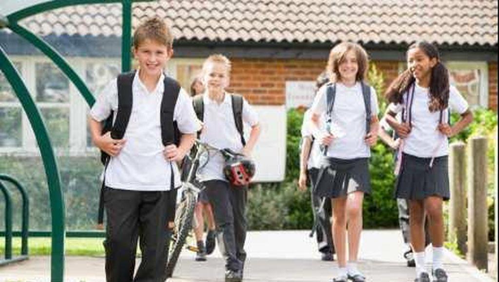 Kata Psikolog Soal Siswa Sekolah yang Dihukum karena Terlambat