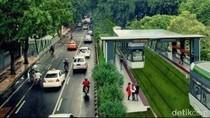 Wali Kota Risma Berharap Proyek Trem Cepat Terealisasi