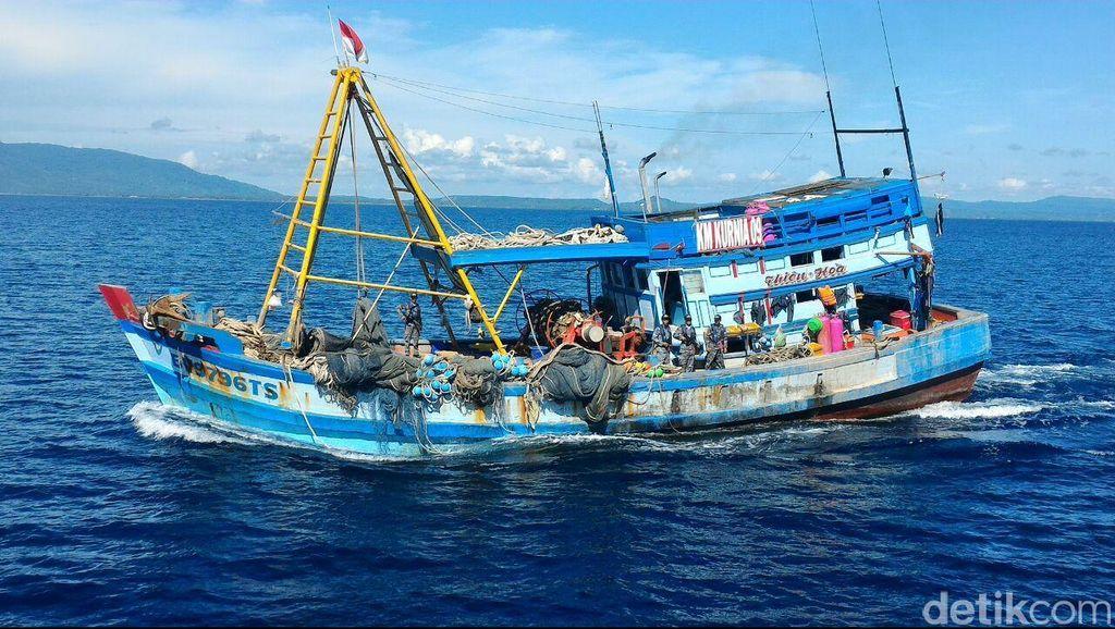 Tak Jera, Ini Alasan Nelayan Vietnam Sering Curi Ikan di Laut RI