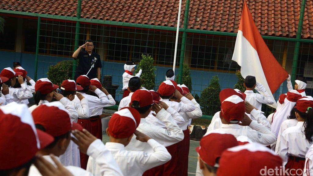 Kata Dirjen Kebudayaan Soal Makna Nyanyikan Indonesia Raya 3 Stanza