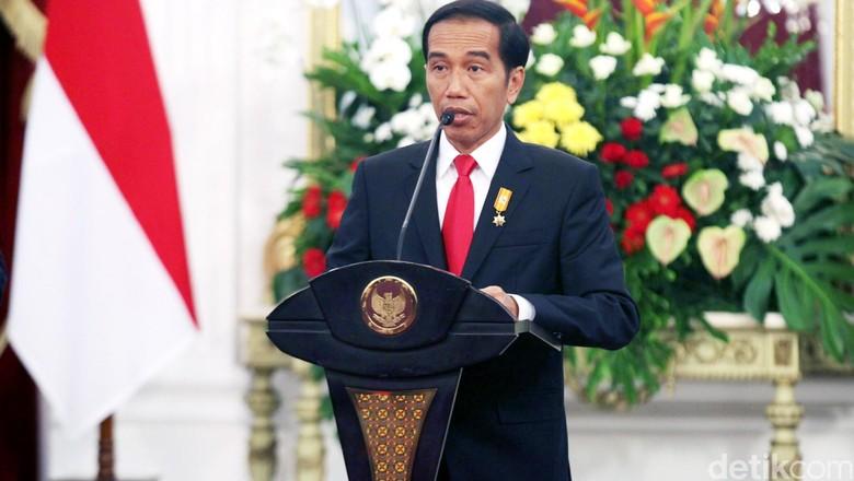 Jokowi Sentil Nelayan yang Ngotot Tangkap Ikan Pakai Cantrang